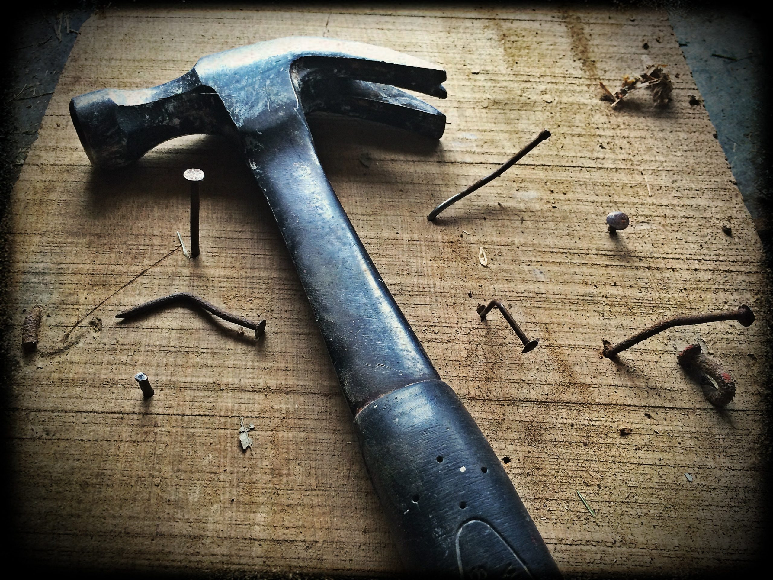 Hammer, Essential Tools
